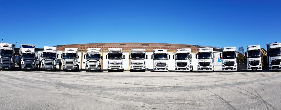 Transport routier France-Suisse