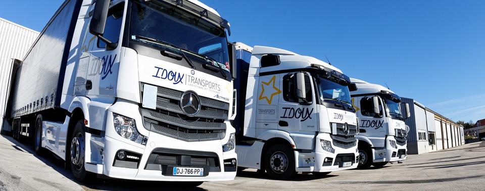 Transports Idoux Les Fins